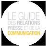 Le Guide des relations presse et de la communication